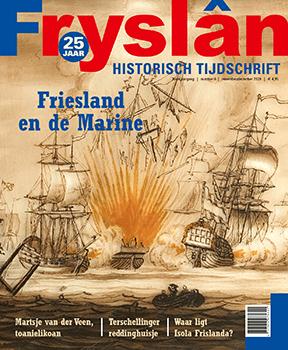 Fryslan Friese marine